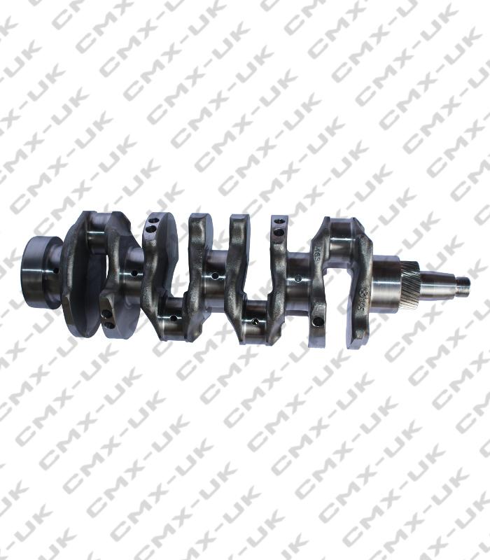Perkins crankshaft assembly 115256990