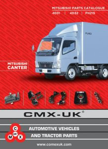 CMX-UK Canter Parts Catalogue