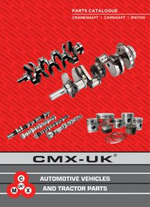 CMX-UK Crankshaft Catalogue