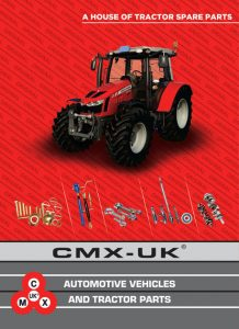 CMX-UK TRACTOR PARTS CATALOGUE