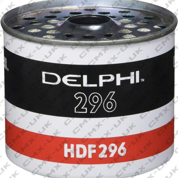 HDF296 Delphi Diesel Fuel Filter Element
